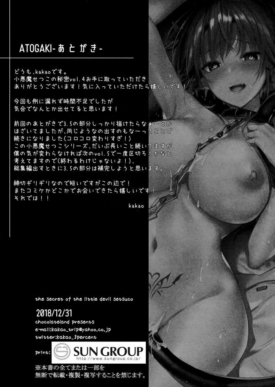 Koakuma Setsuko no Himitsu 04-25